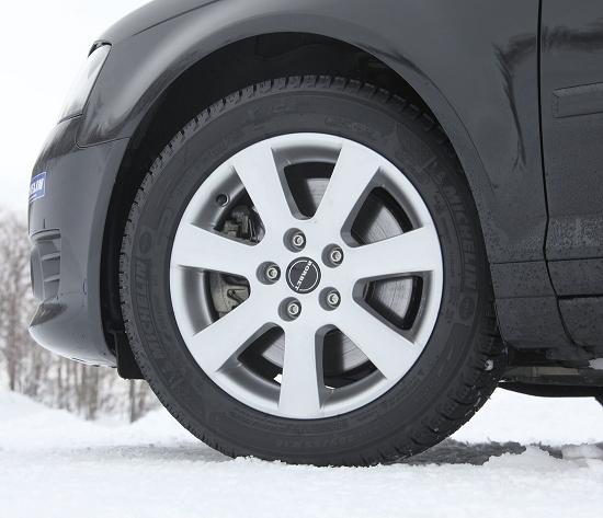 白炭黑用于轮胎