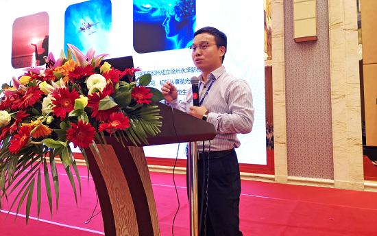 上海映智研磨材料有限公司總經理張澤芳博士
