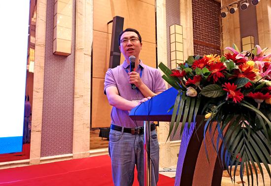 浙江紹興圣諾節能技術有限公司的金承黎總經理