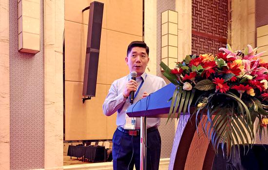 珠海真理光學儀器有限公司秦和義商務總經理