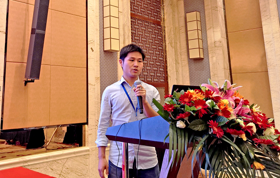 深圳市叁星飛榮副總經理向龍華先生