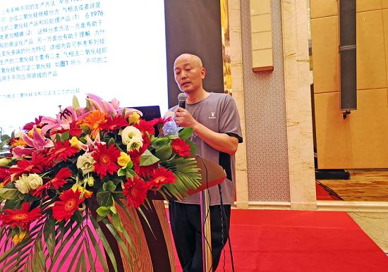 力美達新材料科技研究開發(廣東)有限公司姜宜龍先生