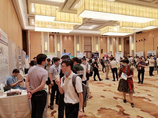 2020全國二氧化硅材料會議產品展示交流區