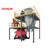 派勒PUHLER DHM 干式珠磨机系列 ,砂磨机、干法研磨