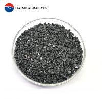 现货供应粒度均匀98含量黑碳化硅颗粒1-2mm