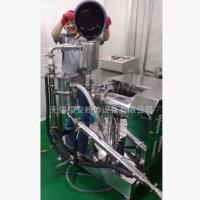 高效锂电池电极浆料专用超细分散机