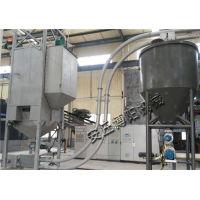橡胶助剂管链输送系统|化工粉体管链输送机原理