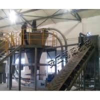 石灰石粉管链输送机厂家、管链式输送机