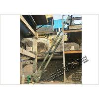 灰钙粉管链输送机全程无密闭输送物料、无尘环保