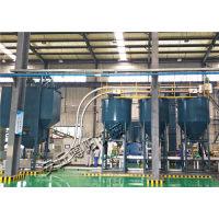 重钙粉管链输送设备    山东粉体管链机规格及型号