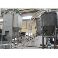 超细煤炭粉吨袋拆袋卸料还是博阳吨袋拆包机效率高