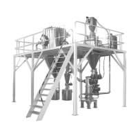 惰性气体保护气流粉碎机(安全防爆型)