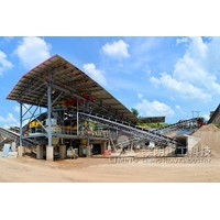 供应铝钒磁铁矿加工破碎磨粉生产线设备 砂岩制砂机