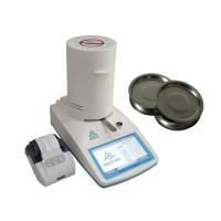氧化鋁粉體快速水分儀使用方法