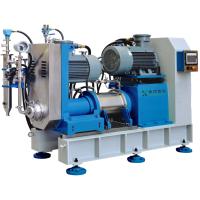 KNB-L系列双动力离心型纳米棒销式砂磨机